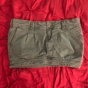 Vintage mini skirt from Abercrombie
